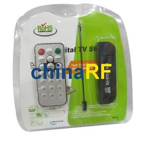 DVB-T-USB-TV-FM-DAB-Radio-Tuner-Receiver-Stick-Realtek-RTL2832U-R820T-MCX