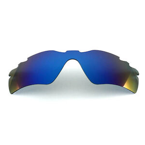 New Walleva Polarized Ice Blue Vented Lenses For Oakley Radar Path