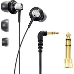 Yamaha-YER-500BL-In-Ear-Headphones-Black