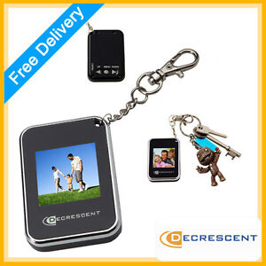 Digital Photo Frame Key Ring Chain 1.5