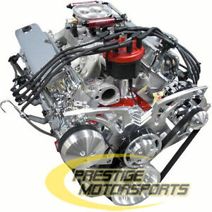 425hp Sbf Ford 347 Stroker Crate Engine Complete Fuel