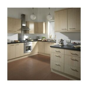 Gower Amalfi Maple 7 Piece Kitchen Units and Doors Included Rapide Furniture
