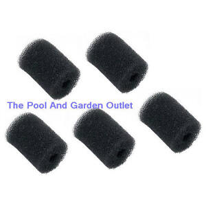 POLARIS-180-280-380-480-360-3900-POOL-CLEANER-SWEEP-TAIL-HOSE-SCRUBBERS-5-PACK