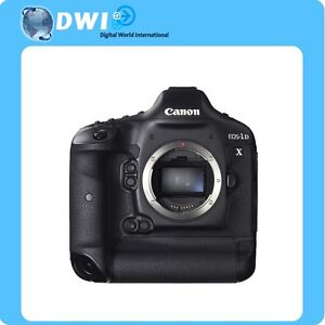 SALE BRAND NEW CANON EOS-1D X 1DX FULL FRAME DIGITAL SLR CAMERA BODY ONLY