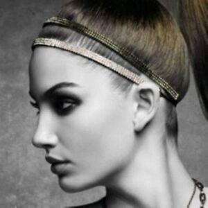 Clear Crystal Headband