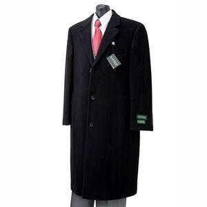 Lauren-by-Ralph-Lauren-Overcoat-Columbia-Cashmere-Wool-Blend-Black-Top-Coat