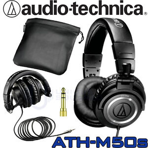 Audio-Technica-ATH-M50S-ATHM50S-Headphone-STRAIGHT-WIRE