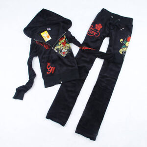 Christmas Blowout Brand New Ed-hardy, Juicy, Tracksuit Outwear