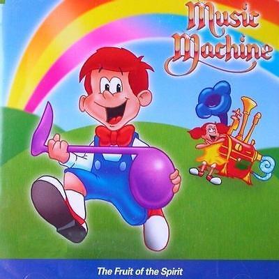 Music Machine Fruit Of The Spirit Cd