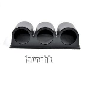 52mm-TRIPLE-DASH-GAUGE-HOLDER-MOUNT-POD-PLASTIC