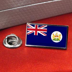 Hong Kong 1959 - 1997 Flag Lapel Pin Badge/Tie Pin