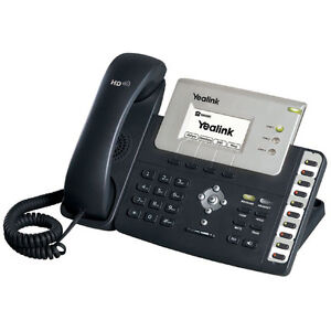 Yealink-SIP-T26P-3-Line-Set-ADAPTER-NEW-IN-BOX-Hosted-PBX-Bundle-FREE-SHIP-USA