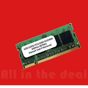 DDR2-667-MHz-SODIMM-4GB-PC2-5300-Notebook-Memory-laptop