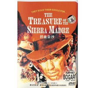 The Treasure Of The Sierra Madre, Humphrey Bogart, 1948, DVD New