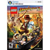 BRAND NEW - LEGO INDIANA JONES 2 - THE ADVENTURE CONTINUES