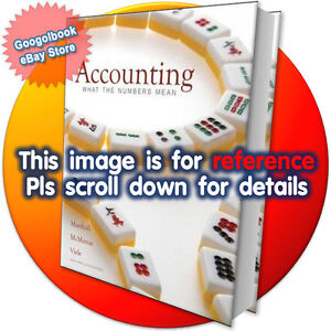 Accounting-What-the-Numbers-Mean-9th-International-Edition