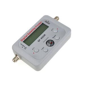 SF-95DR-Digital-Satellite-Signal-Meter-Finder-Dishnetwork-Directv-FTA-w-Compass