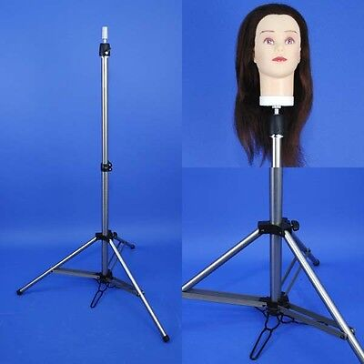 Brand 52 Universal Cosmetology Mannequin Head Doll Holder Stand