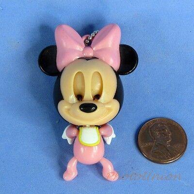 Baby Minnie Maus Dekoration (Disney Resort Mickey Minnie Maus Baby Figur Dekoration Dekor Toy Modell A243)