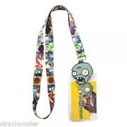 Plants vs Zombies Keychain