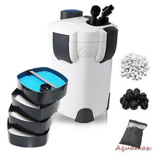 200-Gallon-Aquarium-Fish-Tank-External-Canister-Filter-Media-Kits-Self ... 10 Gallon Home Aquariums