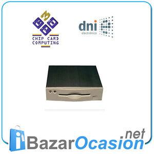 Lettore-Masterizzatore-3-5-034-RS232-Schede-Chip-SmartCard-Intelligente-C3PO-LTC32