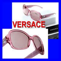 VERSACE SWAROVSKI SUNGLASSES lunette de soleil +$500 neuf! femme