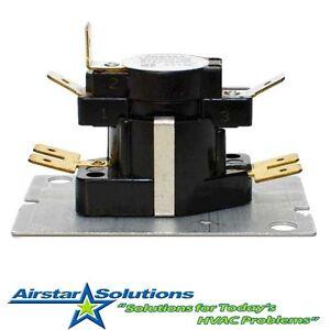 Blower motor relay fan b13707 38 new goodman janitrol for Blower motor fan relay