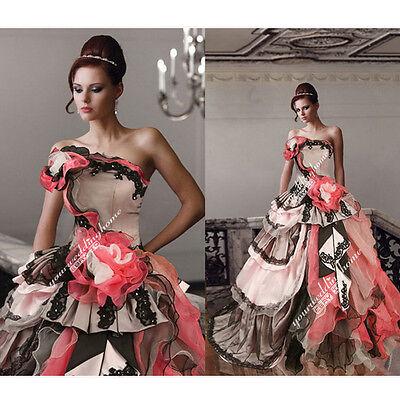 New Custom Gothic lolita Ball Gown Marie Victorian Dress Fancy dress H1720