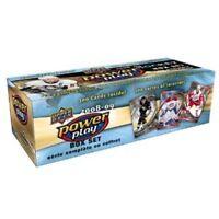 BRAND NEW - UPPER DECK 2008-09 POWER PLAY BOX SET (300 CARDS)