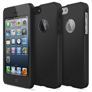 Rearth Ringke SLIM  for Apple iPhone 5 Logo Cut Out Premium Finish Hard Case