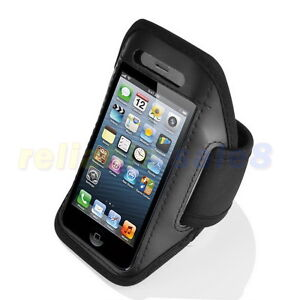 Gym Outdoor Sport Running Arm Band Case Holder For Apple iPhone 5 5G Local Stock