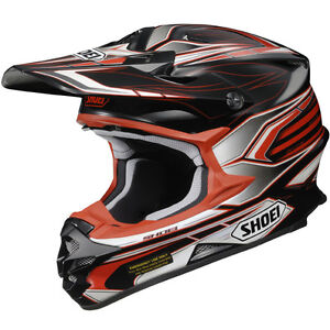 Shoei-VFX-W-Motorcycle-MX-ATV-Malice-Helmet-CRF-Red-TC1-Large