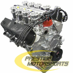 Chevy Crate Engine Build Up