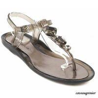 CHILIS ARTURO CHIANG BANDOLINO sandals souliers femme 7 M NEUFS