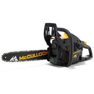 McCulloch-CS-340-14-Petrol-Chainsaw