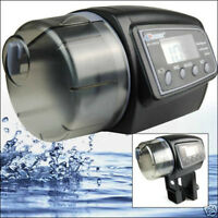 Digital Automatic Aquarium Fish Food Feeder Dispenser