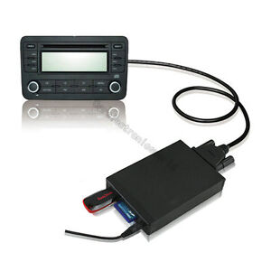 Yatour Car CD Music Changer Digital SD MP3 for MAZDA 3 5 6 Series RX-8 B 323 AUX