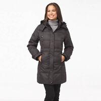 POINT ZERO manteau hiver femme duvet grandeur small Petit