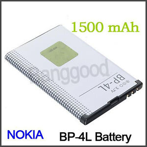 BP-4L Repalcement Battery For Nokia E52 E53 E55 E61i E63 E71 E72 N97 E90 N810