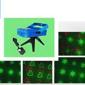 canon laser disco  et plus lazer disco projecteur laser vert rou
