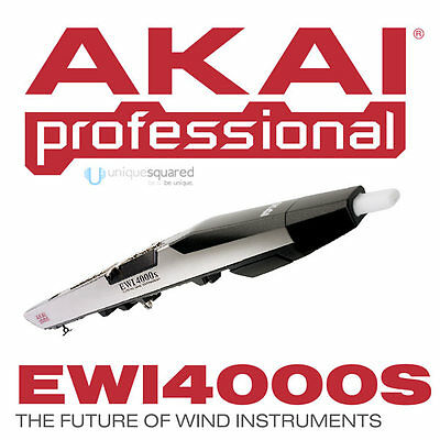 Akai EWI4000 EWI4000s EWI 4000S Electric MIDI Wind Instrument on Rummage