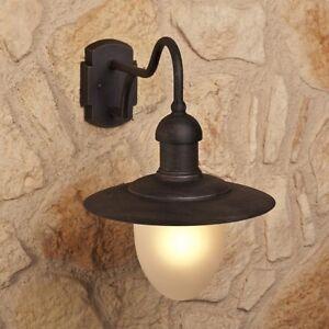 Applique esterno stile casa di campagna lampada esterno for Esterno di mattoni di campagna francese