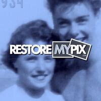 Scan. Retouch. Restore. Slide Scanning - Photo Restorations