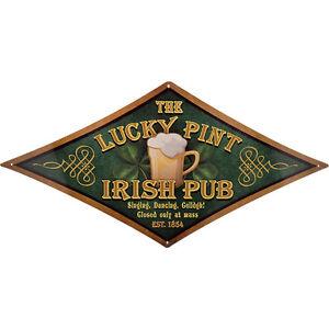 Irish Pub Home Decor