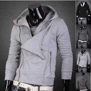 Designer-Mens-Jacket-Coat-Shirt-Hoodie-3-Colors-4-Size-USA-Seller-JS8005