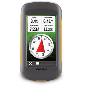 GARMIN-Montana-600-Handheld-Touchscreen-GPS-Receiver-010-00924-00