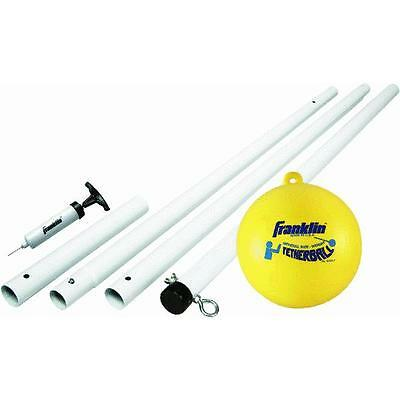 Tetherball Set Franklin Sports 13048 complete set steel pole, ball and cord