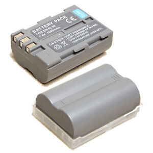 EN-EL3e 2pcs Battery Pack for Nikon D700 D300 D200 D80 D90 D70s