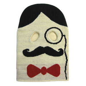 Old-Time-Old-Fashion-Vaudeville-Black-Mustache-Monocle-Man-Knit-Ski-Mask-Cosplay